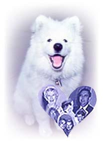 Whisper's family, the inspiration for his pet loss memorial jewelry