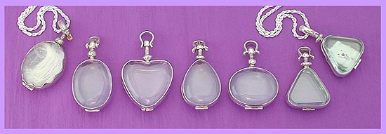 glass locket / pet memorial jewelry 1