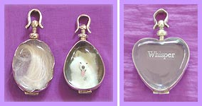 glasslocket memorial jewelry digital engraving