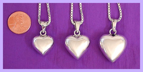 harmony heart / pet memorial pendant 1
